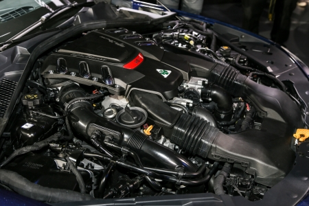 Alfa-Romeo-Giulia-Quadrifoglio-engine - NJS